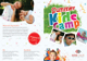 Kids Camp Bi Folding Brochure Template