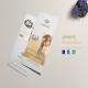 Jewellery Tri Fold Brochure