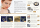 Jewellery Tri Fold Brochure Design Template