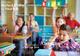 Child Care Bi Fold Brochure Template