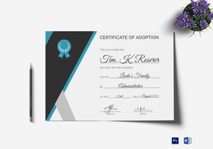 /912/Certification-of-Adoption