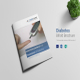 Diabetes Bi Fold Brochure Design Template