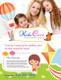 Kids Care Center Flyer Design Template