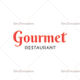 Sample Restaurant Office Badge Template