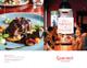 Restaurant Marketing Brochure Bifold Outer