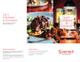 Restaurant Marketing Brochure Trifold Outer