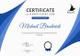 Certificate of Coach Participation Template