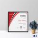 Certificate of Judo