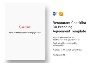 /restaurant/1015/Restaurant-Checklist-Co-Branding-Agreement-Template