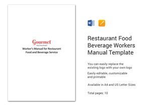 /restaurant/1023/Restaurant-Food---Beverage-Workers-Manual