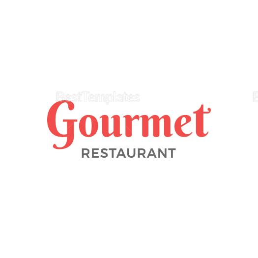 Restaurant Square Coaster Template