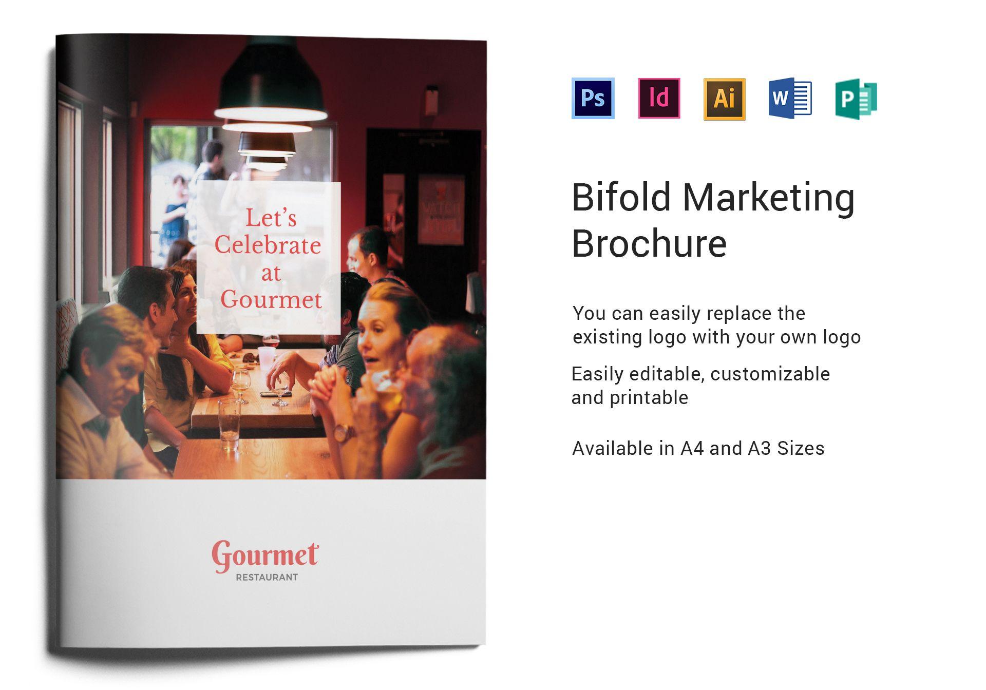 Restaurant Marketing Brochure