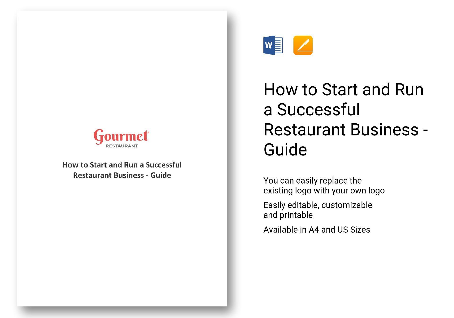 Restaurant Business Guide