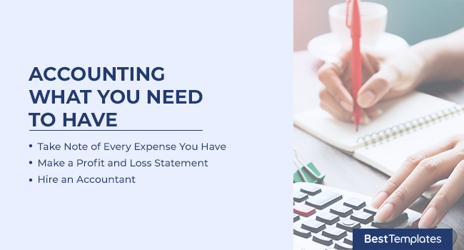 Accounting - What you Need to Have