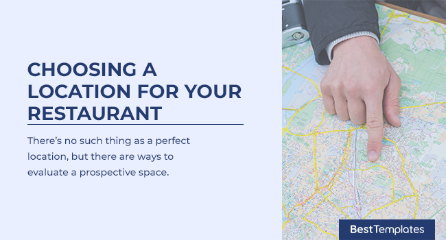 Choosing A Location for Your Restaurant