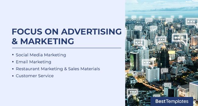 Focus on Advertising & Marketing