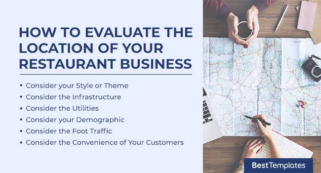 How to Evaluate the location of your Restaurant Business