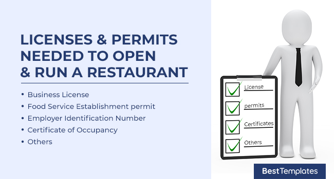 Licenses & Permits Needed to Open & Run a Restaurant