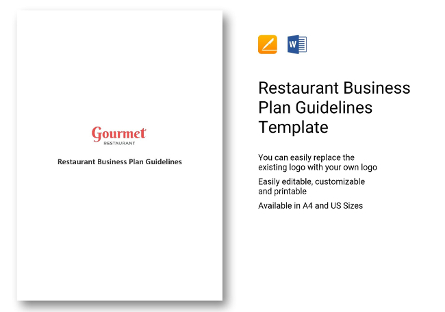 guidelines for a business plan