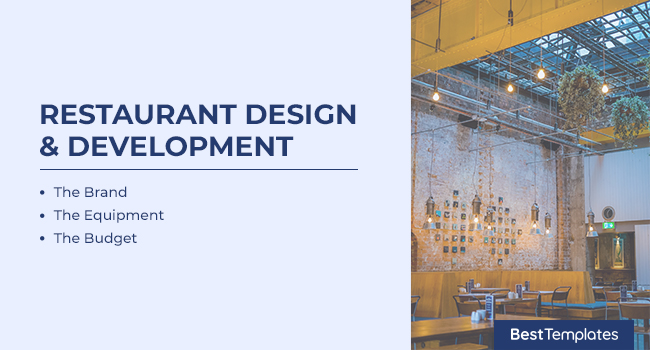Restaurant Design & Development