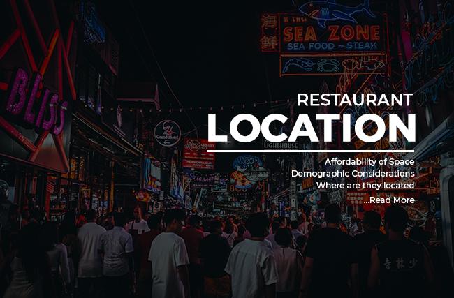 Choosing Restaurant Location [ Ultimate Guide & Checklist
