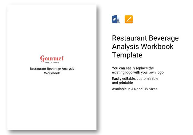 Beverage Program Analysis Workbook