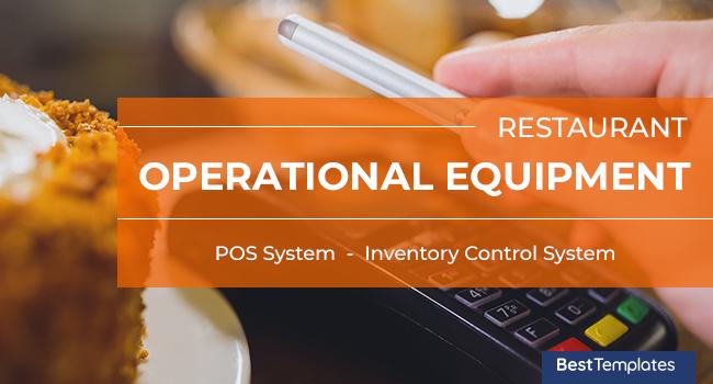 Operational Equipment