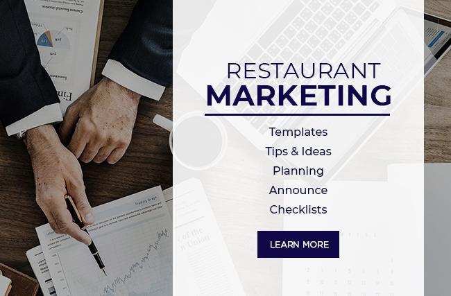37 restaurant marketing templates plans spreadsheets restaurant marketing templates easily edit print or share digitally flashek Gallery