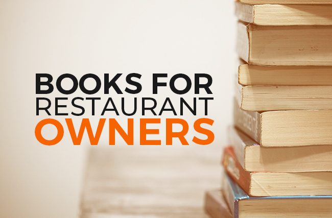 10 Books Restaurant Owner Managers Best Templates
