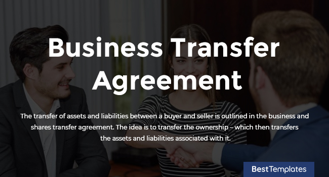 Business Transfer Agreement