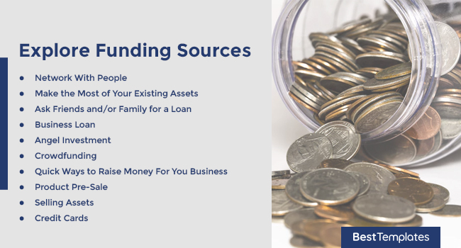 Explore Funding Sources