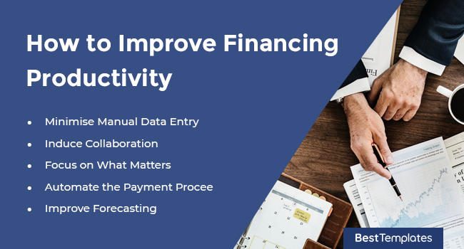 How to Improve Financing Productivity