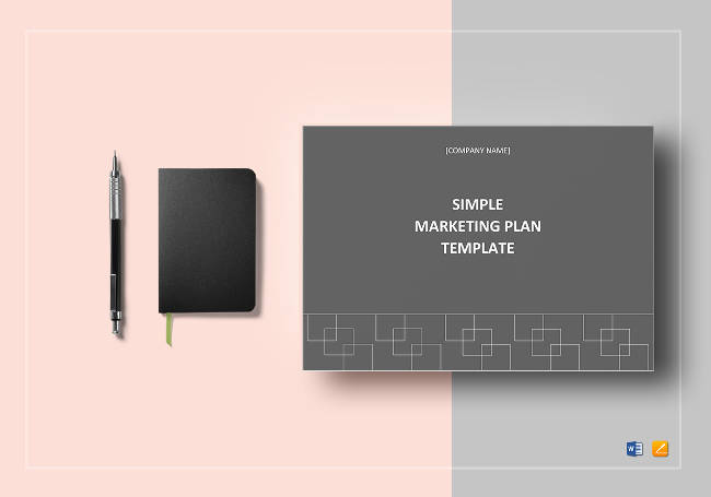 Marketing Plan to Print