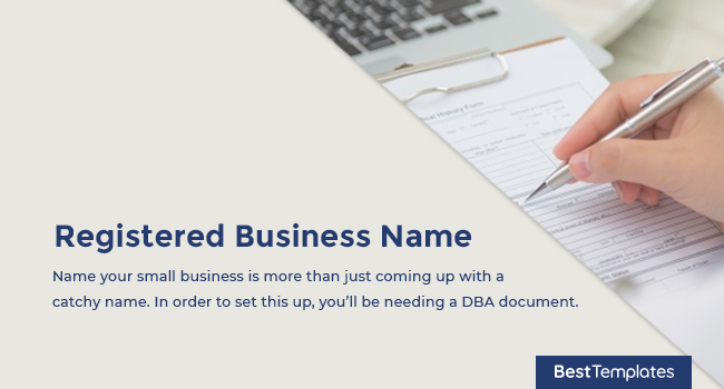 Registered Business Name