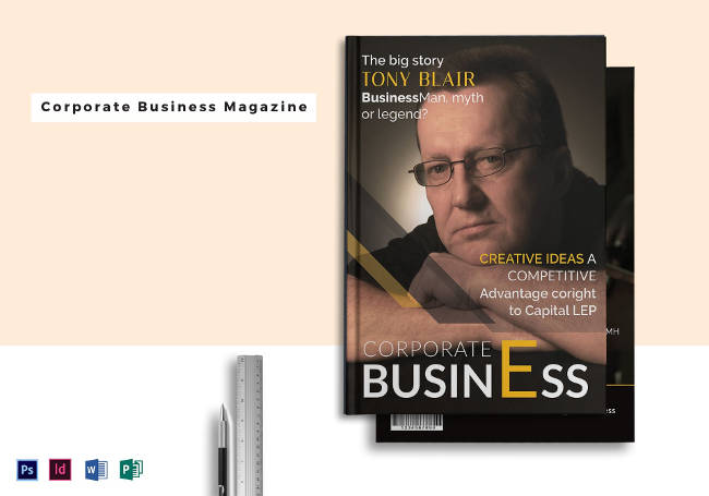 Corporate Business Magazine